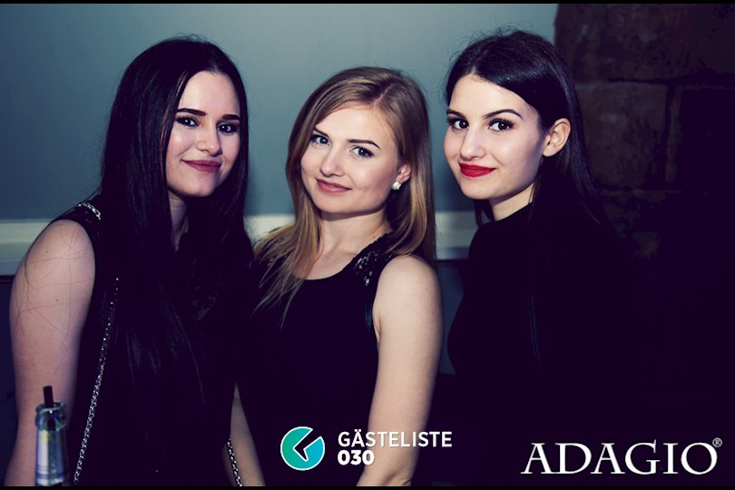https://www.gaesteliste030.de/Partyfoto #33 Adagio Berlin vom 22.04.2017