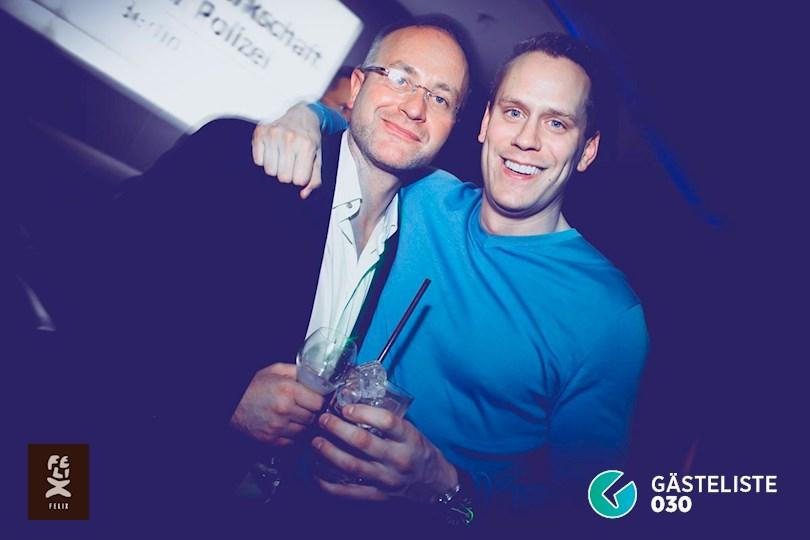Partyfoto #60 Felix Berlin vom 13.05.2017
