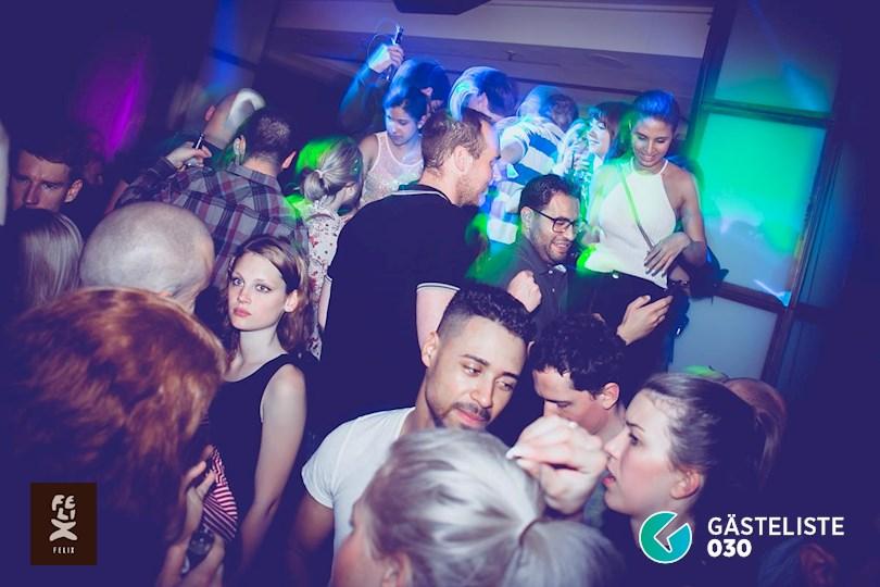 Partyfoto #36 Felix Berlin vom 13.05.2017