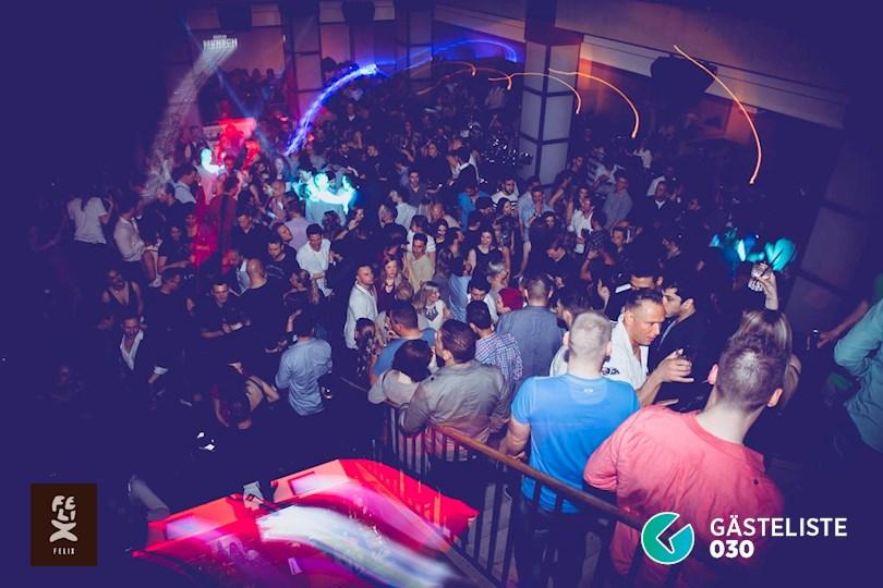 Partyfoto #2 Felix Berlin vom 13.05.2017