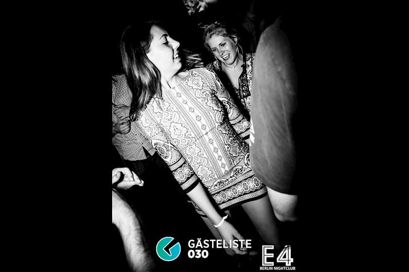 https://www.gaesteliste030.de/Partyfoto #27 E4 Berlin vom 20.05.2017