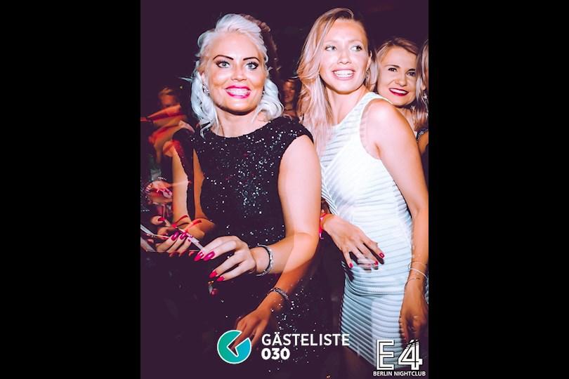 https://www.gaesteliste030.de/Partyfoto #13 E4 Berlin vom 20.05.2017
