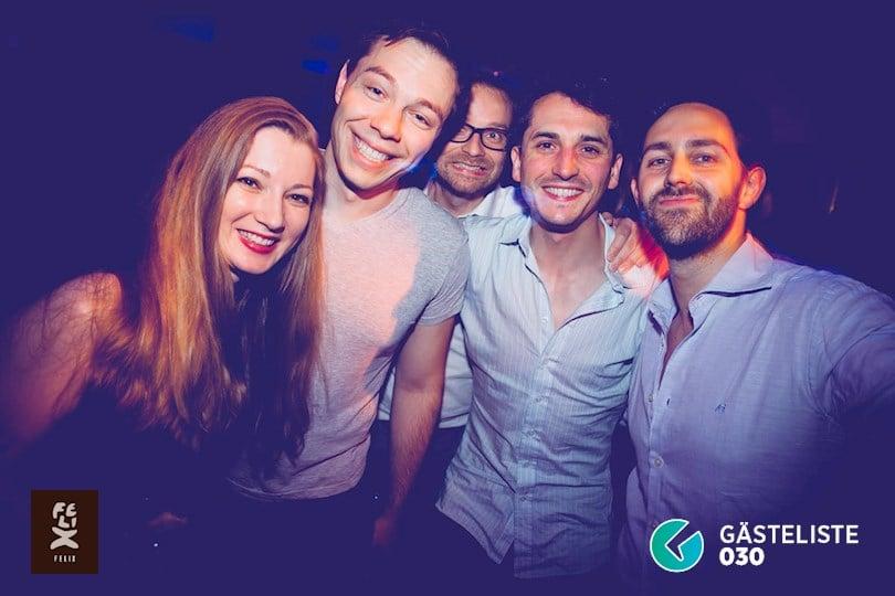 Partyfoto #26 Felix Berlin vom 06.05.2017