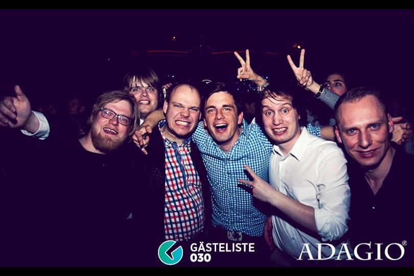 https://www.gaesteliste030.de/Partyfoto #87 Adagio Berlin vom 29.04.2017