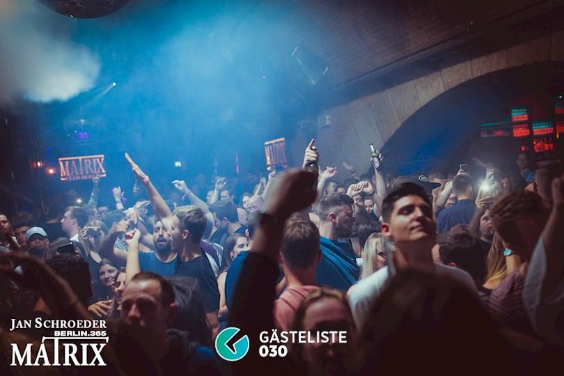 https://www.gaesteliste030.de/Partyfoto #14 Matrix Berlin vom 25.05.2017