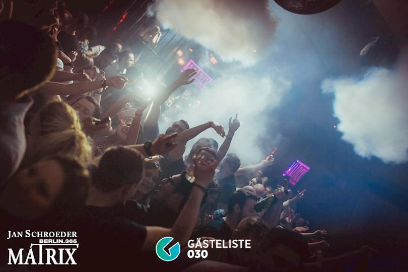 https://www.gaesteliste030.de/Partyfoto #1 Matrix Berlin vom 25.05.2017