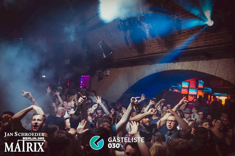 https://www.gaesteliste030.de/Partyfoto #12 Matrix Berlin vom 25.05.2017