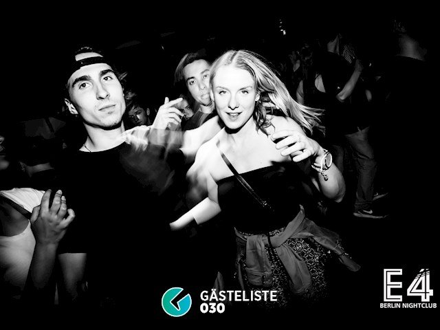 Partypics E4 17.06.2017 One Night in Berlin - Hip Hop Highlights
