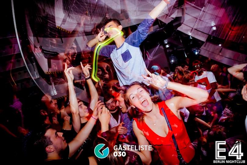 Partyfoto #1 E4 Berlin vom 17.06.2017