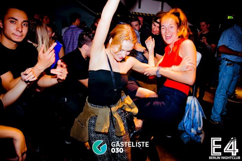 Partyfoto #50 E4 Berlin vom 17.06.2017