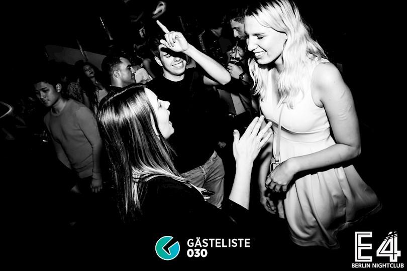 Partyfoto #75 E4 Berlin vom 17.06.2017