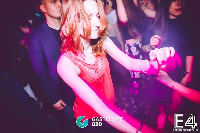 Partyfoto #22 E4 Berlin vom 17.06.2017
