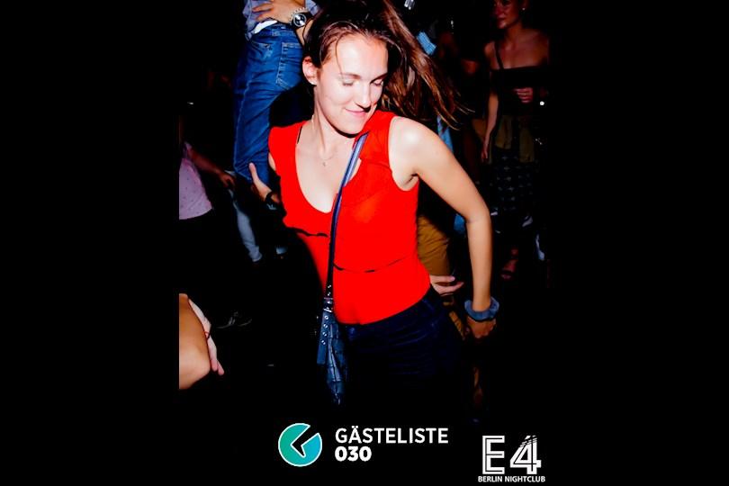 Partyfoto #33 E4 Berlin vom 17.06.2017