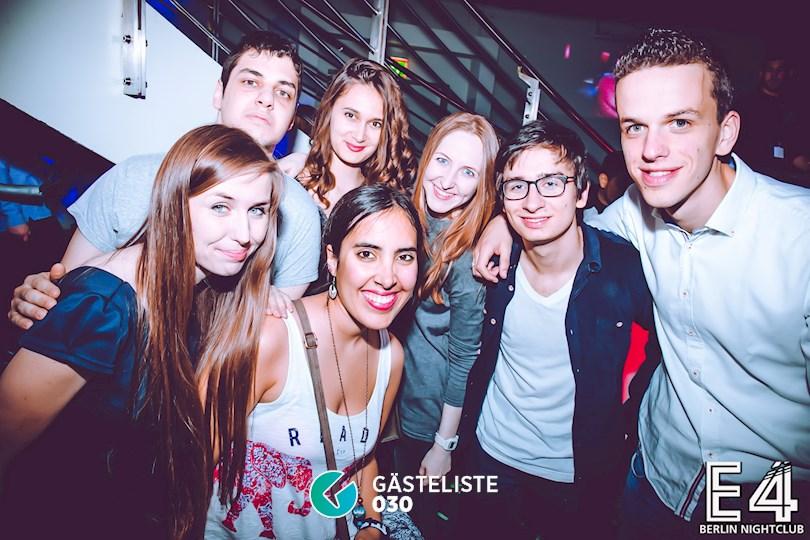 Partyfoto #31 E4 Berlin vom 17.06.2017