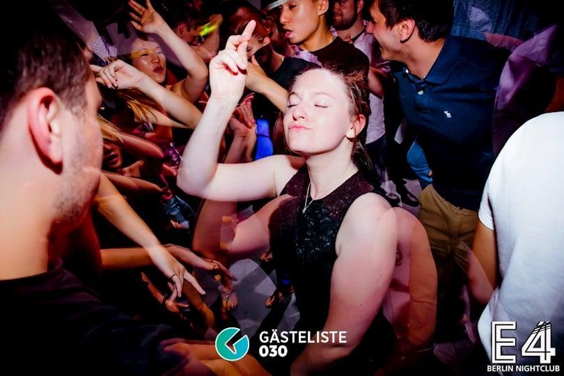 Partyfoto #62 E4 Berlin vom 17.06.2017