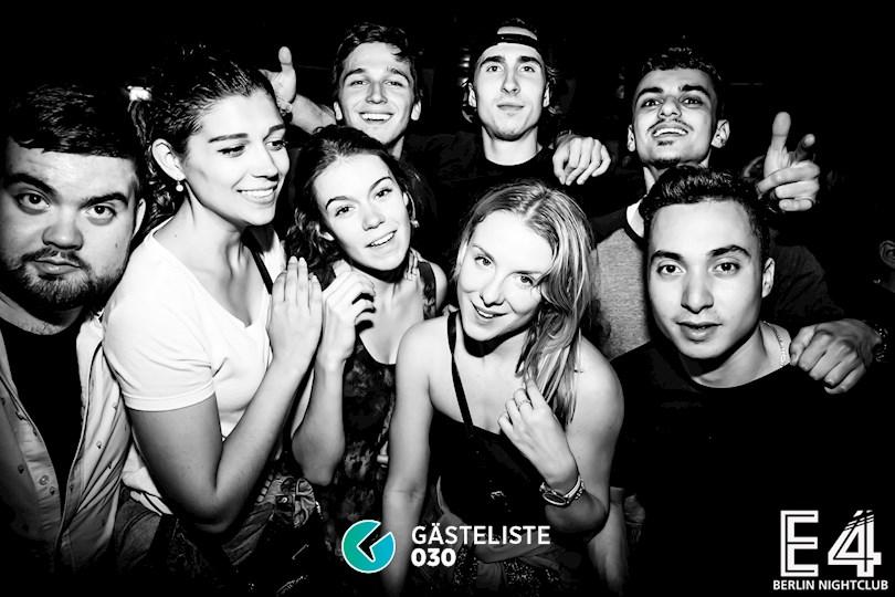 Partyfoto #55 E4 Berlin vom 17.06.2017