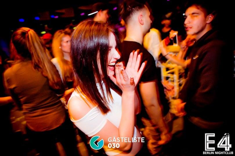 Partyfoto #59 E4 Berlin vom 17.06.2017