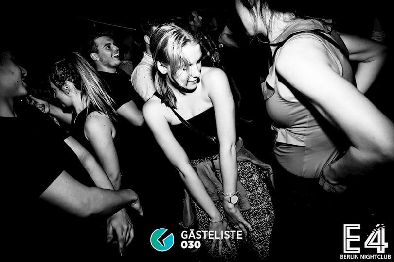 Partyfoto #57 E4 Berlin vom 17.06.2017