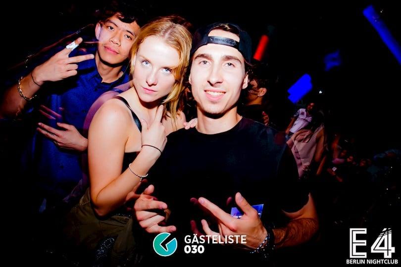 Partyfoto #43 E4 Berlin vom 17.06.2017