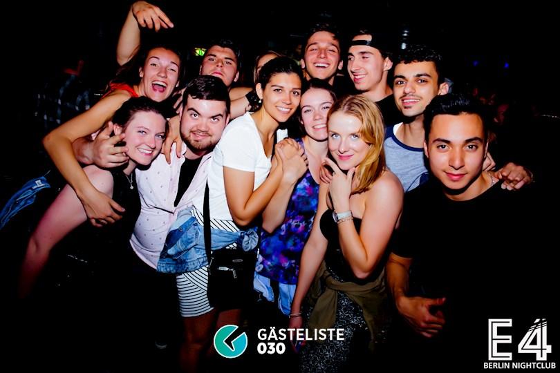 Partyfoto #63 E4 Berlin vom 17.06.2017