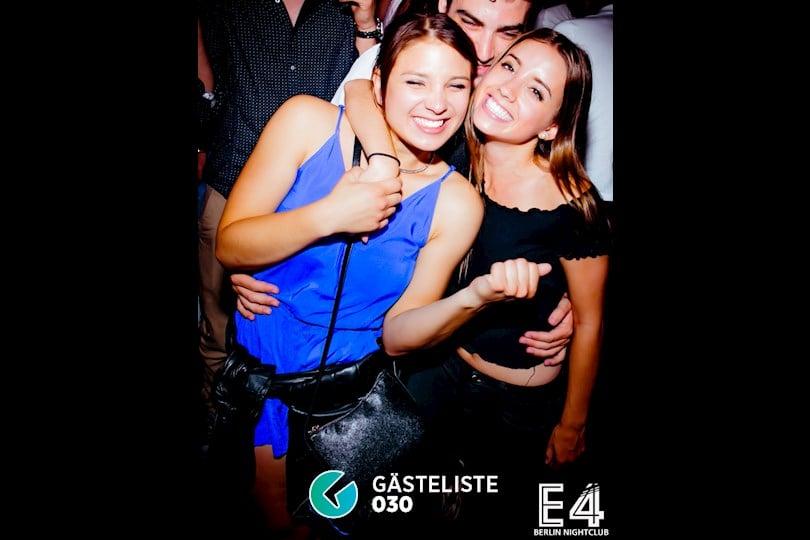Partyfoto #32 E4 Berlin vom 17.06.2017