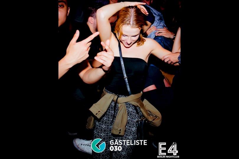 Partyfoto #77 E4 Berlin vom 17.06.2017