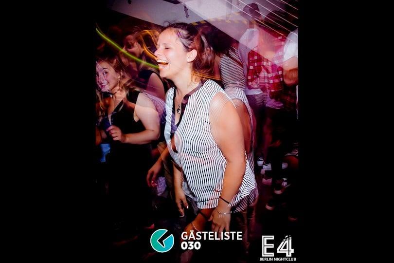 Partyfoto #46 E4 Berlin vom 17.06.2017