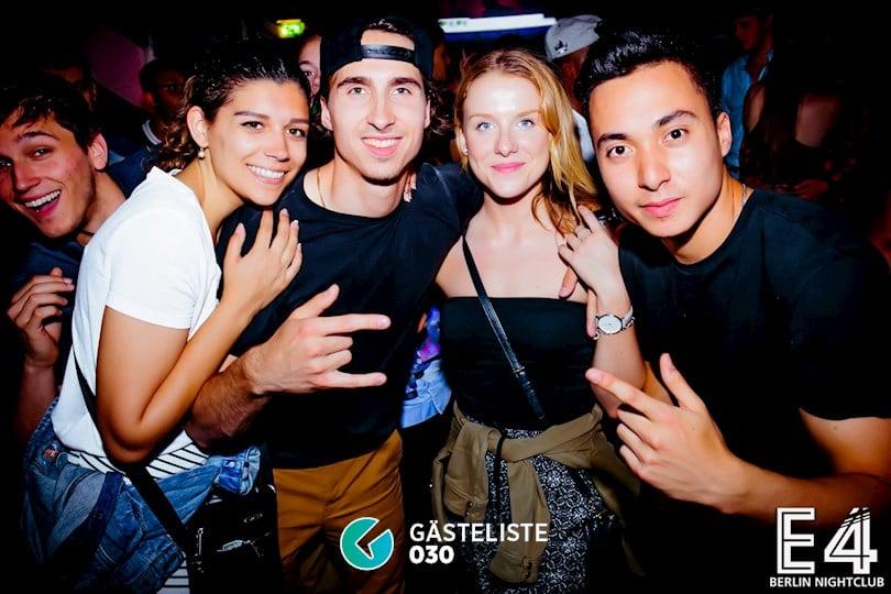 Partyfoto #17 E4 Berlin vom 17.06.2017
