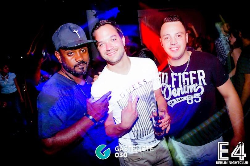 Partyfoto #41 E4 Berlin vom 17.06.2017