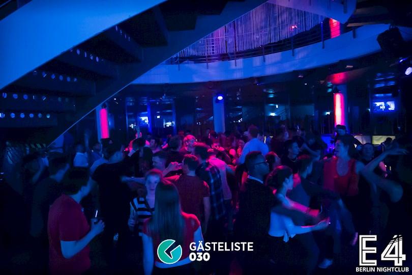 Partyfoto #52 E4 Berlin vom 17.06.2017