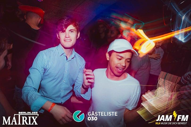 https://www.gaesteliste030.de/Partyfoto #8 Matrix Berlin vom 25.10.2017