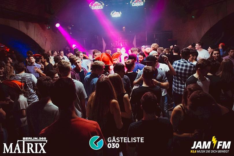 https://www.gaesteliste030.de/Partyfoto #42 Matrix Berlin vom 25.10.2017