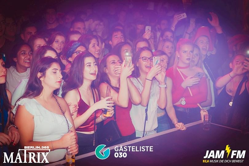 https://www.gaesteliste030.de/Partyfoto #2 Matrix Berlin vom 25.10.2017