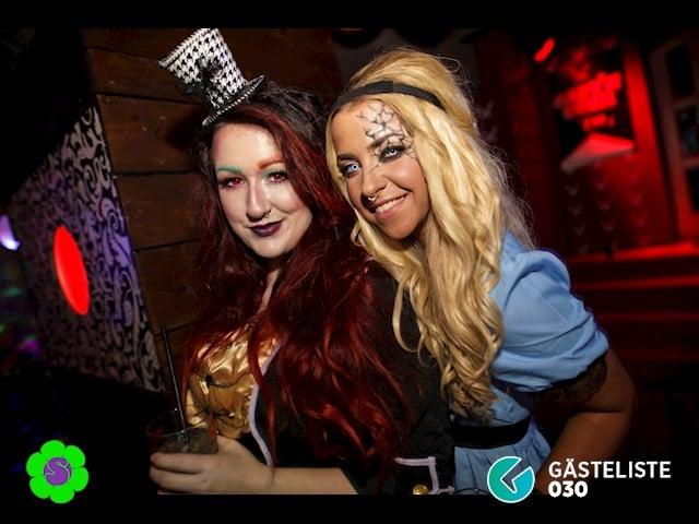 Partypics Pirates 28.10.2017 Mädelsabend Halloween Special
