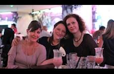 Partyfotos Knutschfleck 14.10.2017 Knutschfleck Berlin - die erste Cocktailbörse mit Show-Entertainment