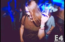 Partyfotos E4 18.11.2017 One Night in Berlin / Hip Hop Highlights