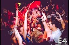 Partyfotos E4 18.11.2017 One Night in Berlin / Hip Hop Highlights