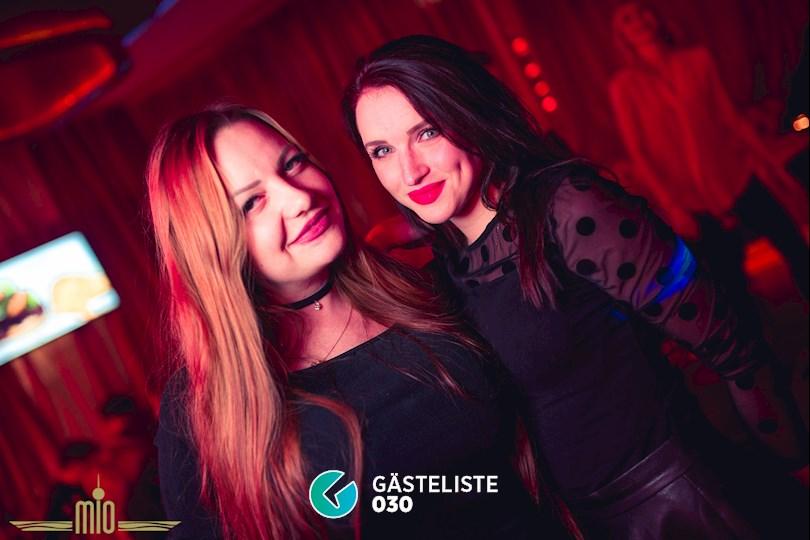 Beliebtes Partyfoto #5 aus dem Mio Club Berlin