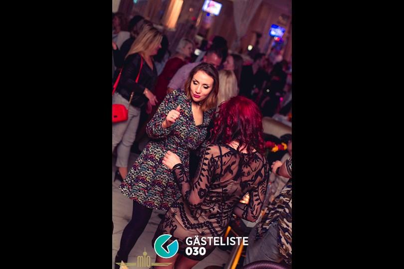 Beliebtes Partyfoto #1 aus dem Mio Club Berlin