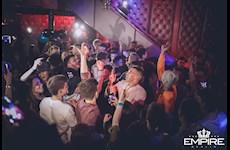 Partyfotos Empire 09.03.2018 Club Room | Kooky Nites #WdLn