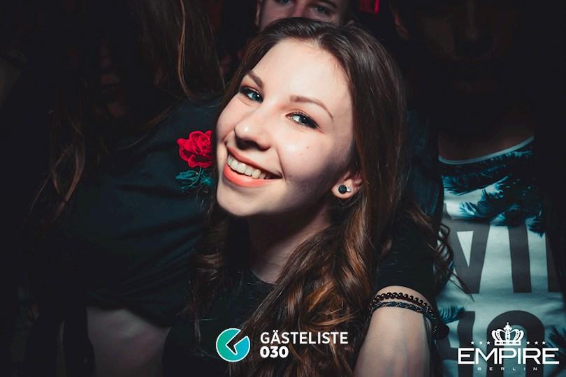 https://www.gaesteliste030.de/Partyfoto #18 Empire Berlin vom 09.03.2018