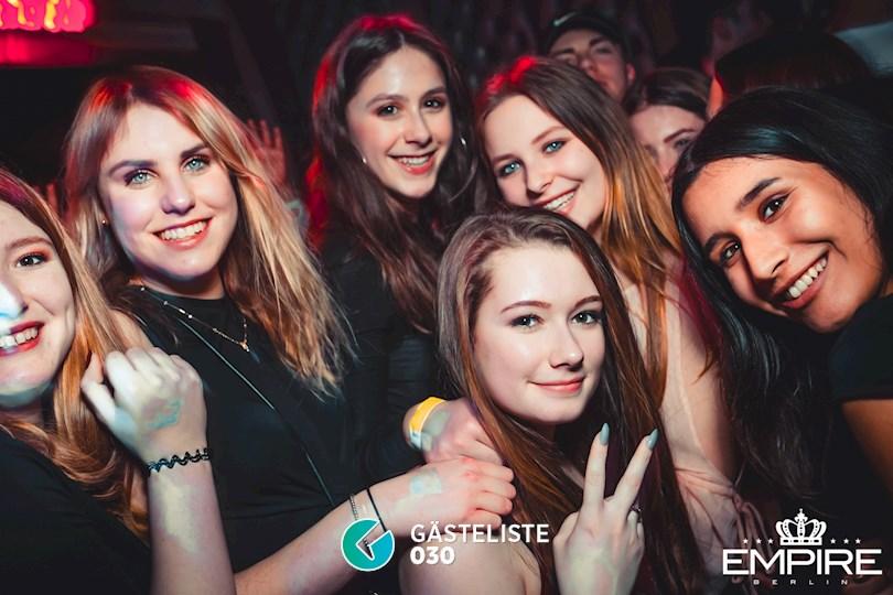 https://www.gaesteliste030.de/Partyfoto #1 Empire Berlin vom 23.03.2018