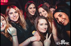 Partyfotos Empire 23.03.2018 Club Room | Oster Ferien Opening