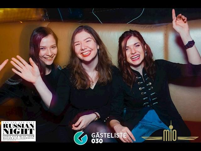 Partypics Mio 02.03.2018 Russian Night   РУССКАЯ НОЧЬ   Dj Nejtrino