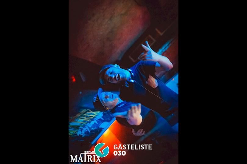 Partyfoto #91 Matrix Berlin vom 19.05.2018