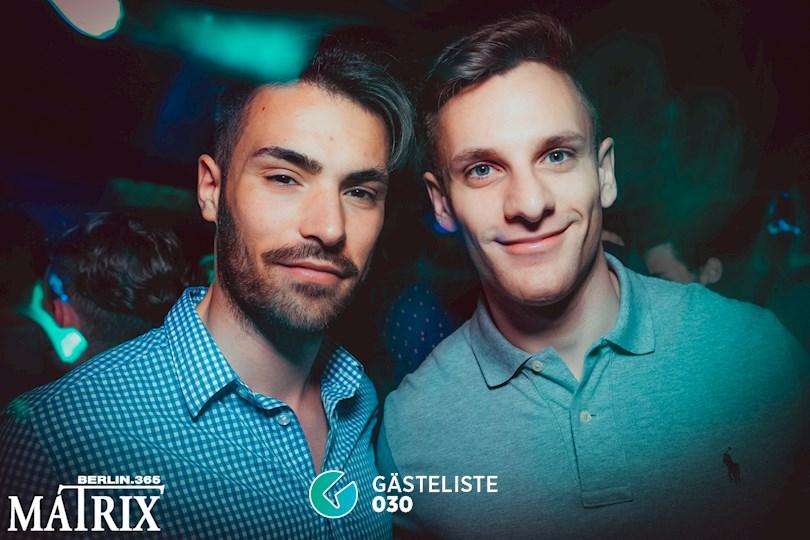 Partyfoto #115 Matrix Berlin vom 19.05.2018