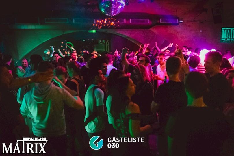 Partyfoto #62 Matrix Berlin vom 19.05.2018