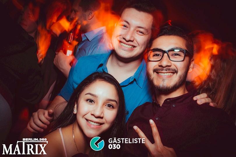 Partyfoto #87 Matrix Berlin vom 19.05.2018