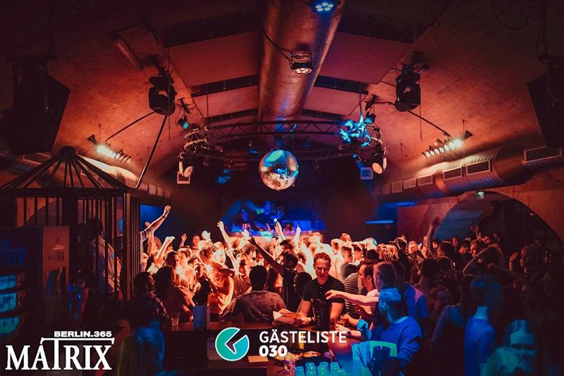 Partyfoto #12 Matrix Berlin vom 19.05.2018