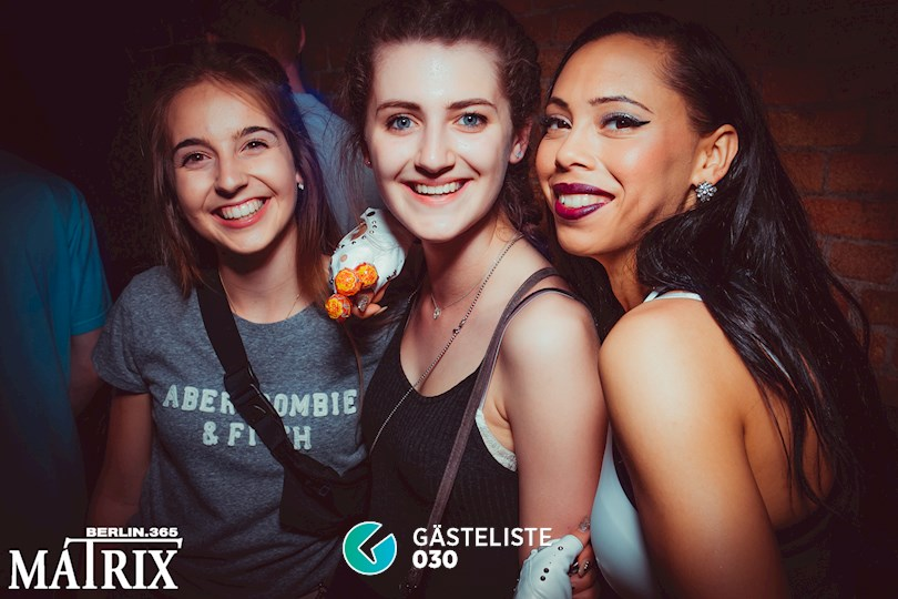 Partyfoto #81 Matrix Berlin vom 19.05.2018